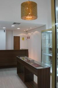 sistema interno de refrigeração da loja desenvolvido pela thermocenter ou termocenter